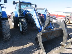 Tractor For Sale New Holland T7.210