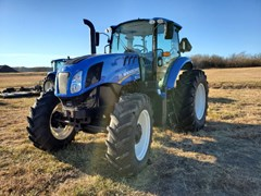 Tractor For Sale 2018 New Holland TS6.130 , 130 HP