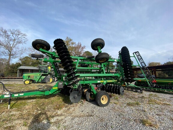 2017 Great Plains 7326DH Disk Harrow For Sale