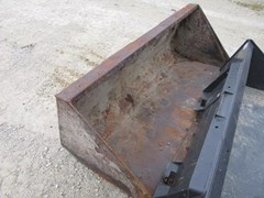 "Bucket For Sale Case 72"" UTILITY"