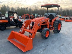 Tractor For Sale 2019 Kubota L4760HST