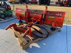 Blade Front For Sale Kubota F-2019