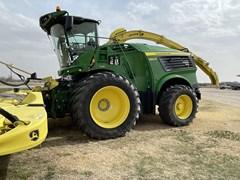 Forage Harvester-Self Propelled For Sale 2019 John Deere 9800