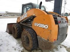 Skid Steer For Sale 2018 Case SV280