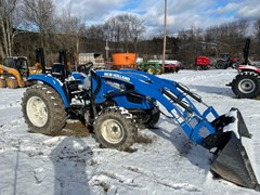Tractor - Compact Utility For Sale 2015 New Holland Boomer 41 , 41 HP