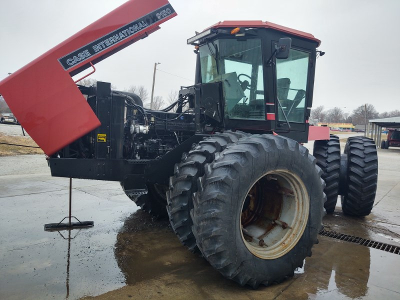 1990 Case IH 9150 Tractor For Sale