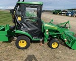 Tractor - Compact Utility For Sale: 2019 John Deere 1025R, 25 HP
