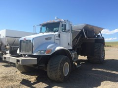 Floater/High Clearance Spreader For Sale 2006 Peterbilt 335