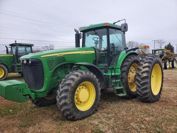 John Deere 8320 Tractor - Row Crop For Sale