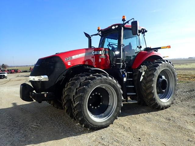 2018 Case IH Magnum 340 Tractor For Sale