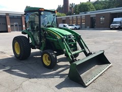 Tractor - Compact Utility For Sale 2007 John Deere 4720 , 60 HP