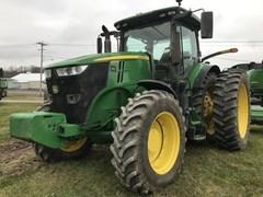 Tractor - Row Crop For Sale 2018 John Deere 7270R , 270 HP