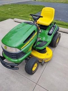 Lawn Mower For Sale 2010 John Deere LA135