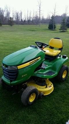 Lawn Mower For Sale 2009 John Deere X300 , 17 HP