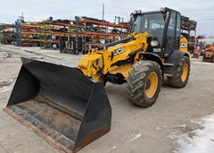 Loader For Sale 2017 JCB TM320