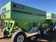 Gravity Box For Sale 2010 Parker 625