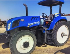 Tractor For Sale 2015 New Holland TS6.140 , 140 HP