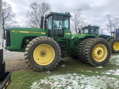 Tractor - 4WD For Sale 1999 John Deere 9300