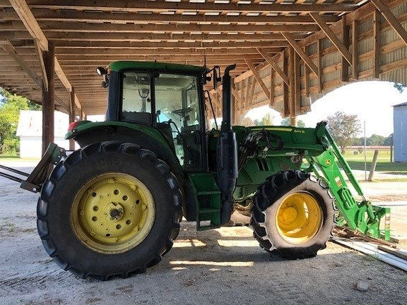 2018 John Deere 6130M Tractor - Utility For Sale