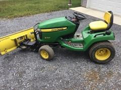 Lawn Mower For Sale 2011 John Deere X500 , 25 HP
