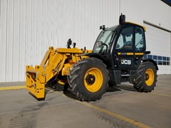 Telehandler For Sale 2021 JCB 538-60AG , 125 HP