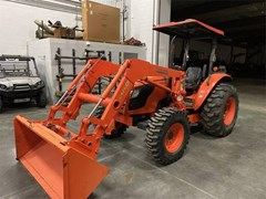 Tractor For Sale 2006 Kubota M6040 , 62 HP