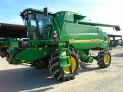 Combine For Sale 2003 John Deere 9550