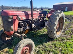 Tractor - Row Crop For Sale 1960 Massey Ferguson 65 , 41 HP