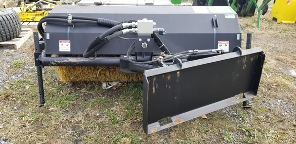 2007 Frontier BA72 Rotary Broom Sweeper For Sale