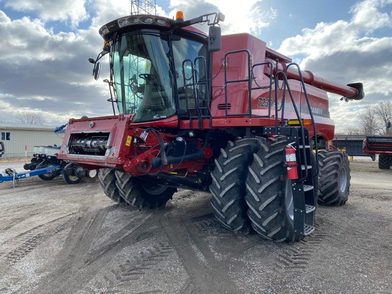 2014 Case IH 7230 4wd Combine For Sale