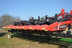 Header-Row Crop For Sale 2015 Geringhoff NORTHSTAR 830