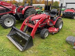 Tractor - Compact Utility For Sale 2014 Mahindra eMax22