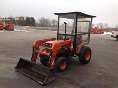 Tractor For Sale 1986 Kubota B6200 , 15 HP