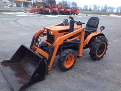 Tractor For Sale 1977 Kubota B7001DT , 16 HP