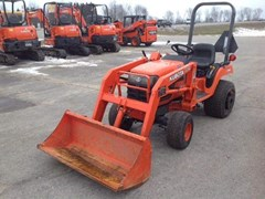 Tractor For Sale 2002 Kubota BX1800D , 18 HP