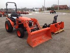 Tractor For Sale 2019 Kubota B2601HSD-1 , 24 HP