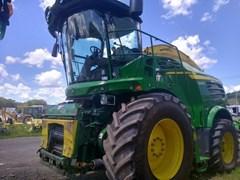 Forage Harvester-Self Propelled For Sale 2017 John Deere 8400