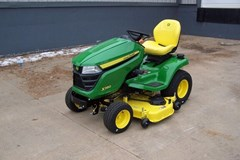 Riding Mower For Sale 2021 John Deere X380 , 23 HP