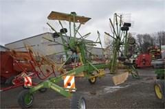 Hay Rake For Sale 2013 Krone SW810