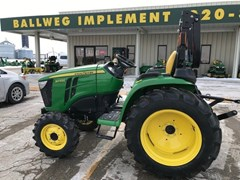 Tractor - Compact Utility For Sale 2019 John Deere 3032E , 32 HP
