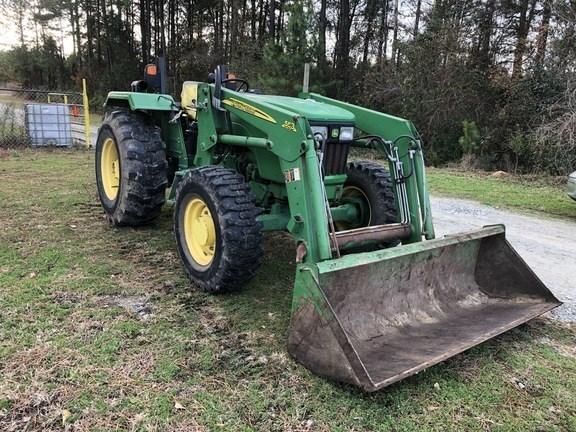 2014 John Deere 5075E Tractor - Utility For Sale