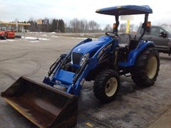 Tractor For Sale 2007 New Holland TC40A , 40 HP