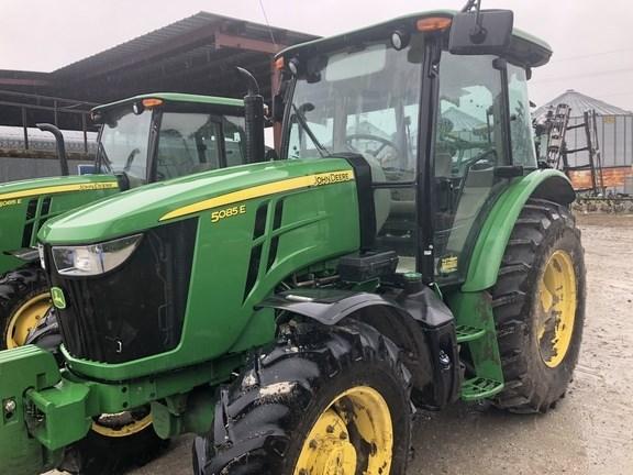 2015 John Deere 5085E Tractor - Utility For Sale