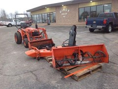 Tractor For Sale 1995 Kubota B7100HSD , 16 HP
