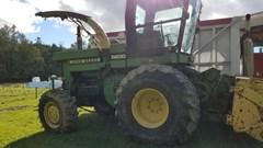 Forage Harvester-Self Propelled For Sale 1988 John Deere 5830