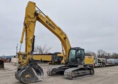 Excavator For Sale 2017 Kobelco SK300LC-10