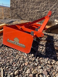 Scraper-Pull Type For Sale Land Pride BB1254