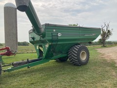 Grain Cart For Sale 2016 J & M 1410 X-Tended Reach