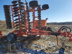 Disk Harrow For Sale 2015 Kuhn OPTIMER+ 7503