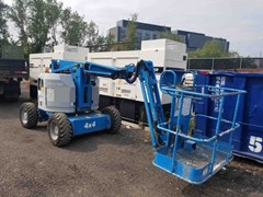 Boom Lift-Articulating For Sale 2012 Genie Z34/22 4x4